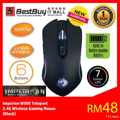 IMPERION W505 TELEPORT 2.4G WIRELESS Gaming Mouse